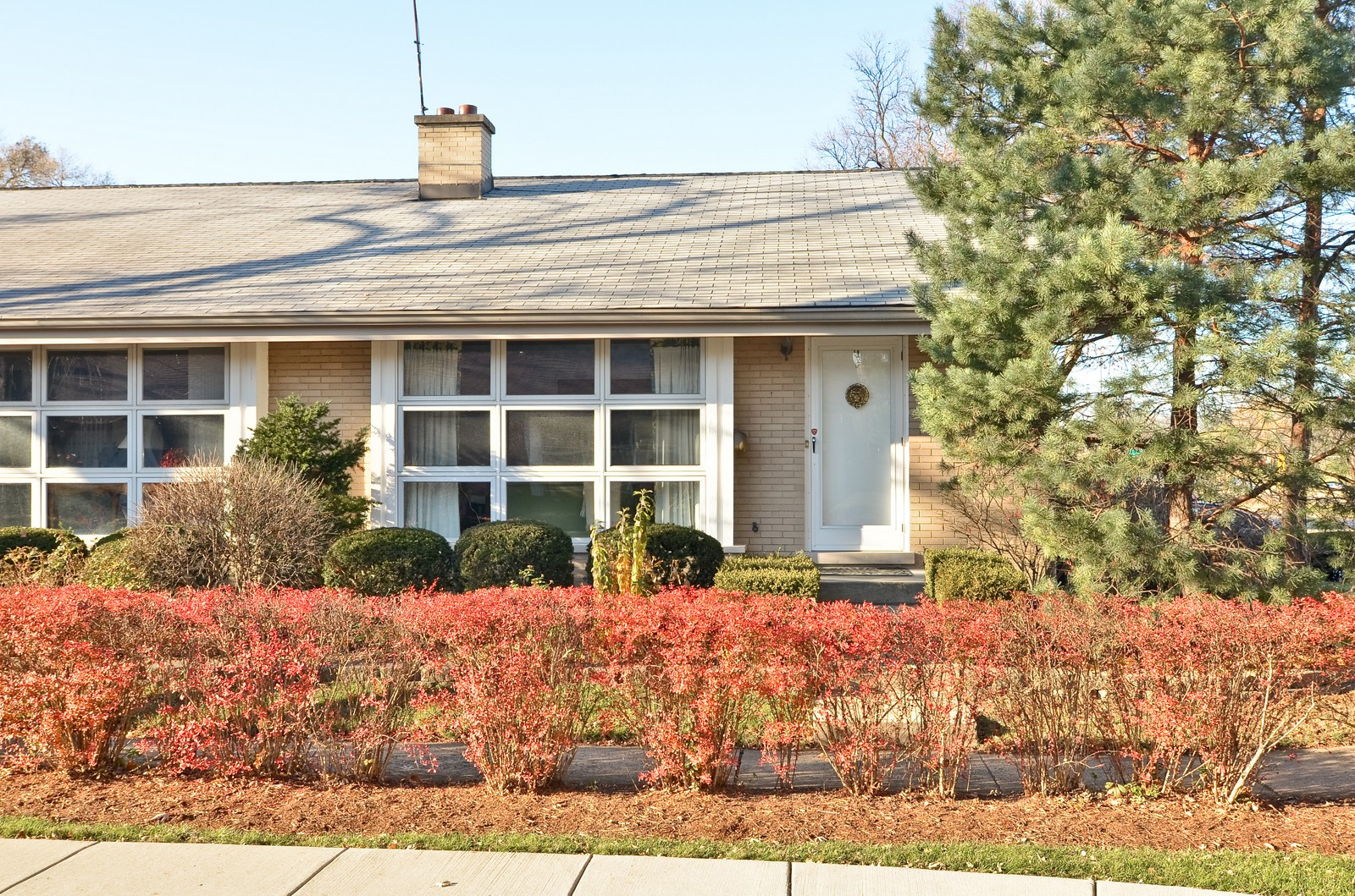 Real Estate Photography - 308 W Frontage Rd, Northfield, IL, 60093 - Front View