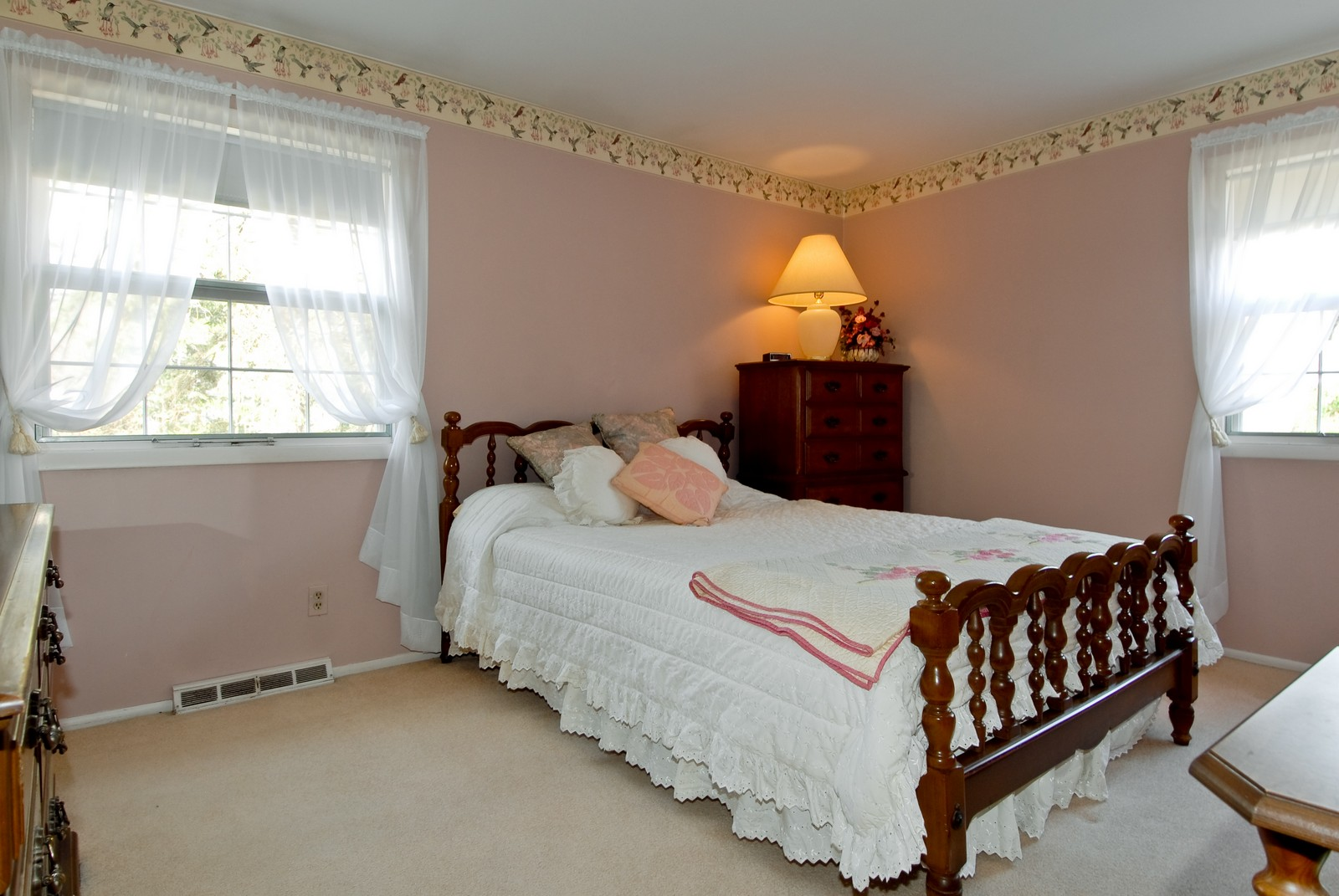 Real Estate Photography - 1401 Elm St, St Charles, IL, 60174 - Master Bedroom
