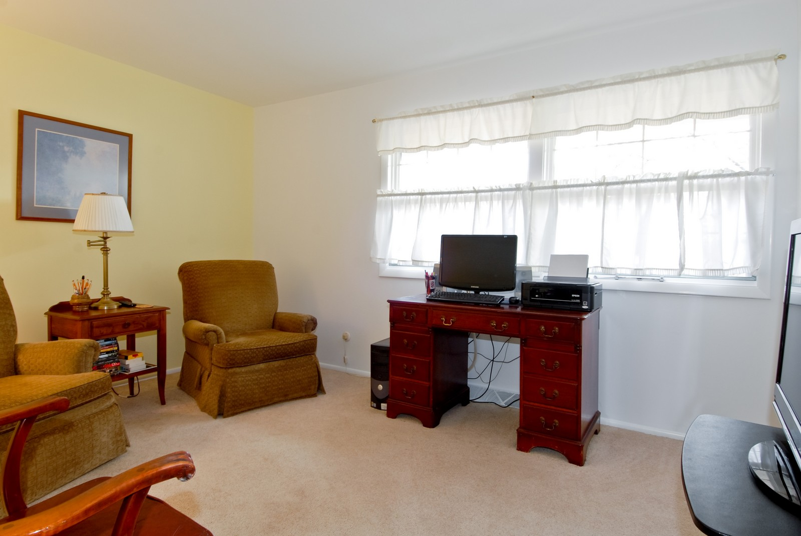 Real Estate Photography - 1401 Elm St, St Charles, IL, 60174 - 3rd Bedroom
