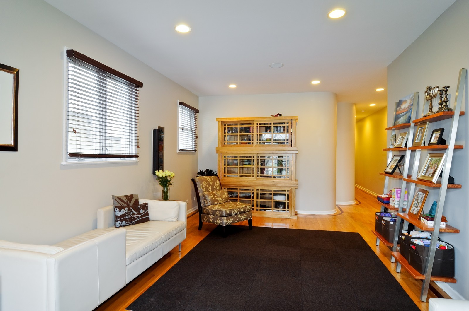 Real Estate Photography - 838-840 Greenview, Chicago, IL, 60642 - Great Room