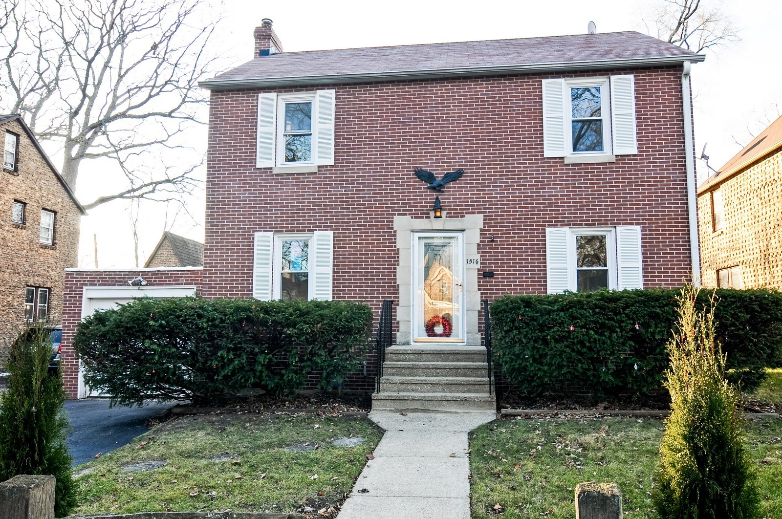 Real Estate Photography - 1516 N Jackson St, Waukegan, IL, 60085 - Front View
