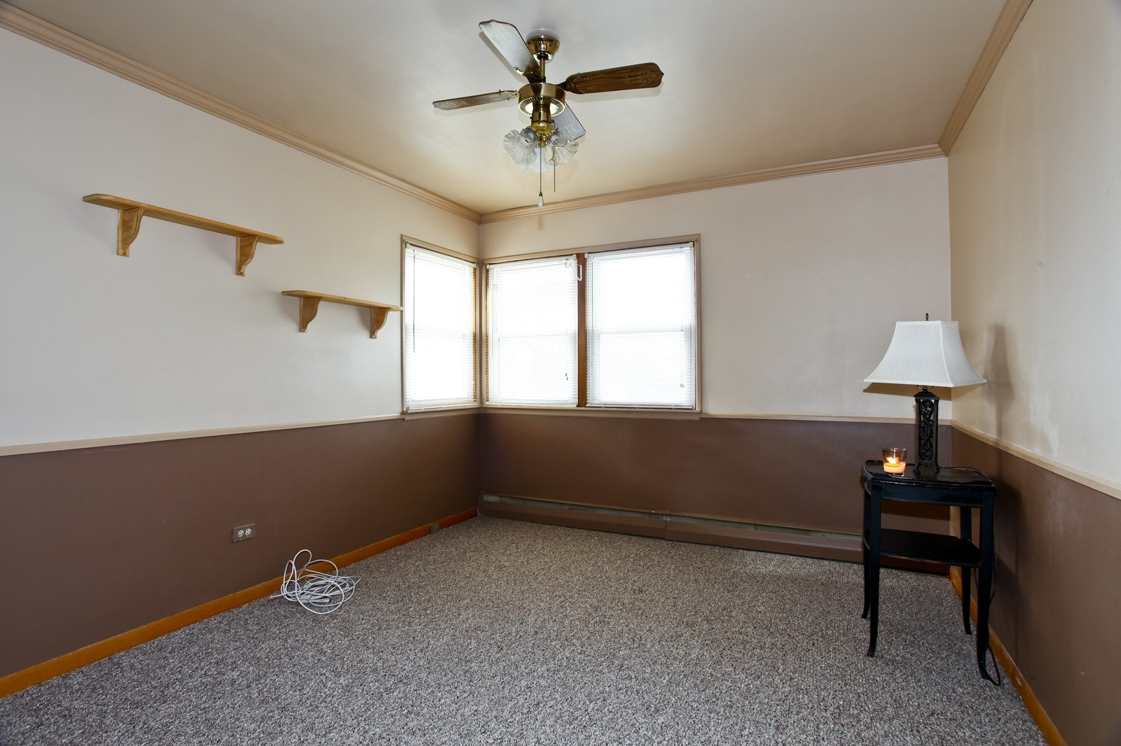 Real Estate Photography - 5710 Essex Rd, Lisle, IL, 60532 - Bedroom