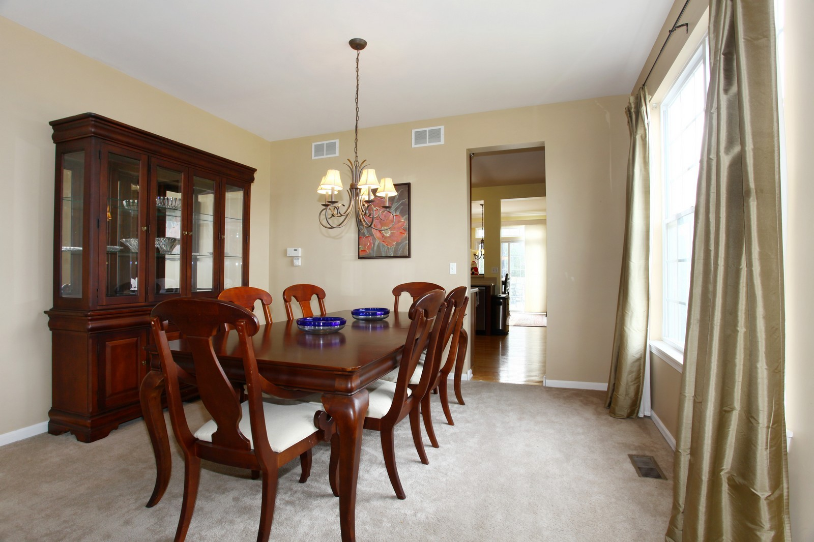 Real Estate Photography - 3298 Fieldstone Dr, Geneva, IL, 60134 - Dining Room