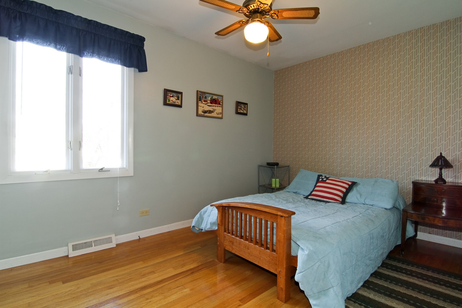 Real Estate Photography - 26W543 MacArthur, Carol Stream, IL, 60188 - 2nd Bedroom