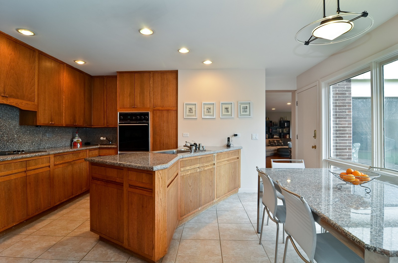 Real Estate Photography - 4220 Greenwood ST, Skokie, IL, 60076 - Kitchen