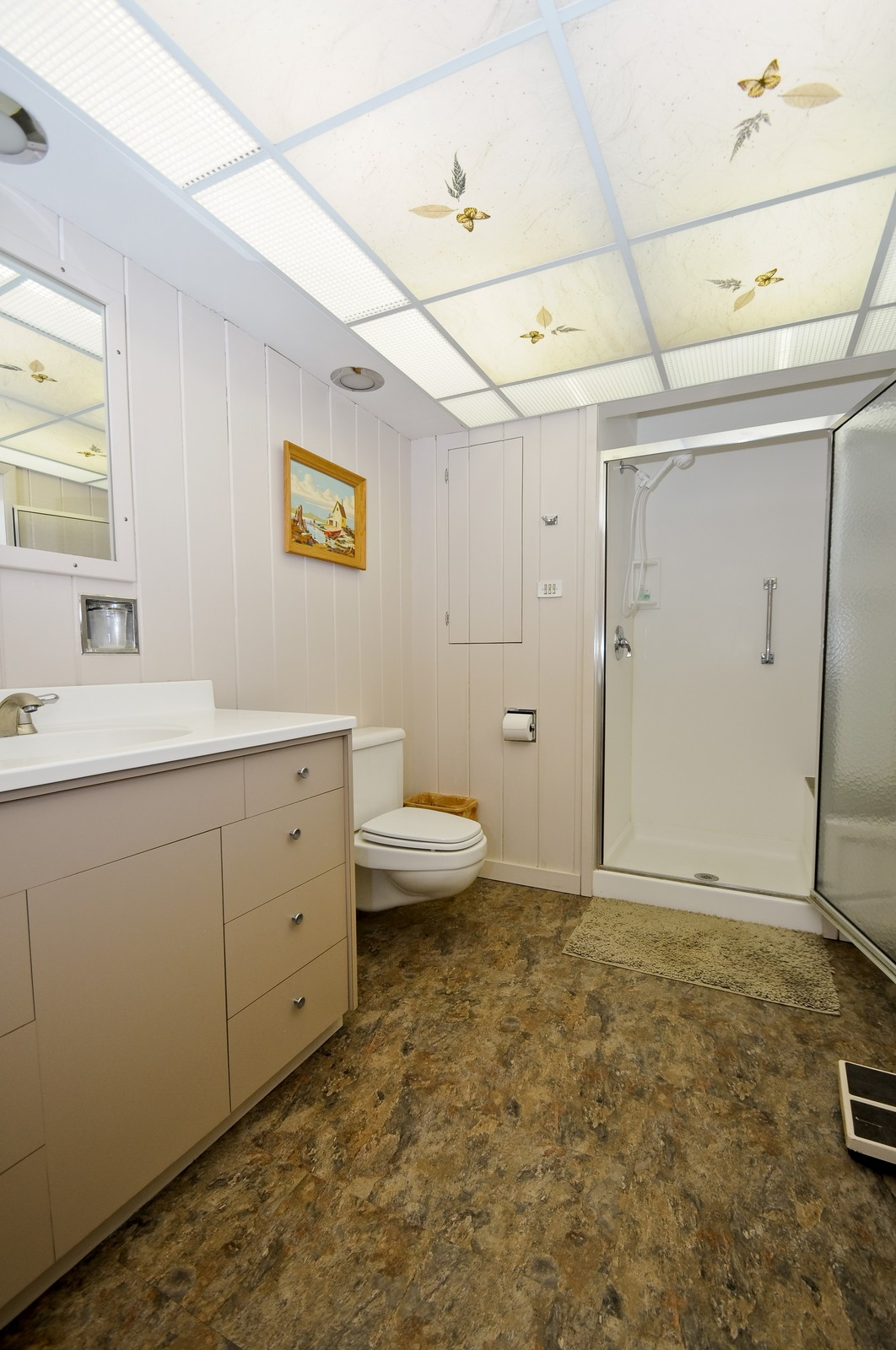 Real Estate Photography - 666 Birch Ln, Olympia Fields, IL, 60461 - Private Master Bath