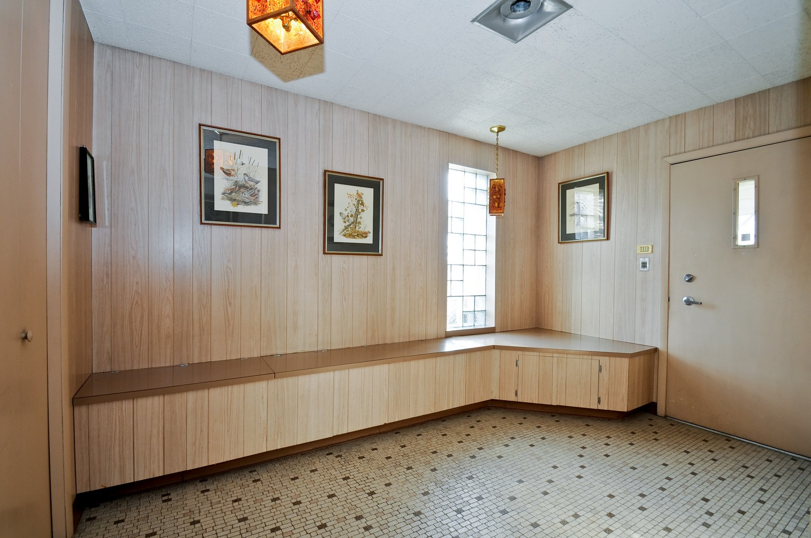 Real Estate Photography - 666 Birch Ln, Olympia Fields, IL, 60461 - Large Foyer w/Extra Storage