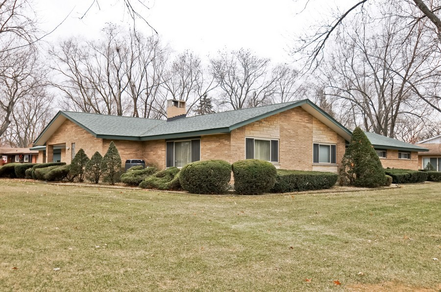 Real Estate Photography - 666 Birch Ln, Olympia Fields, IL, 60461 - Huge 3,600 Sq. Ft. Custom-Built Brick Ranch Home