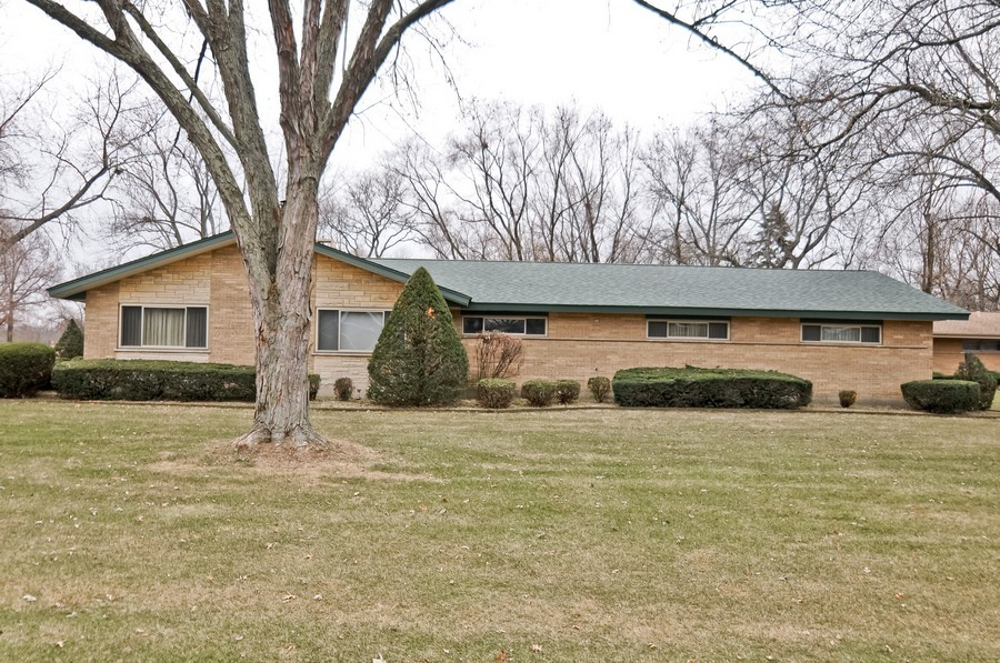 Real Estate Photography - 666 Birch Ln, Olympia Fields, IL, 60461 - Side View