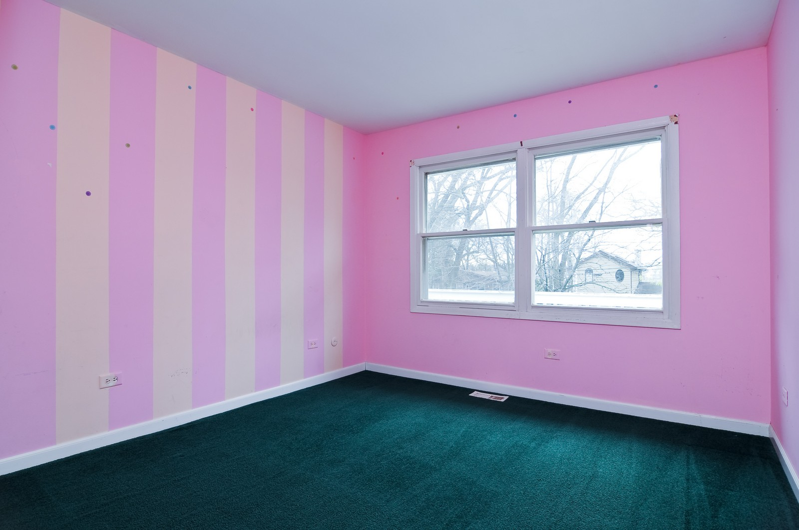 Real Estate Photography - 21800 W Lake Ave, Round Lake, IL, 60073 - 2nd Bedroom