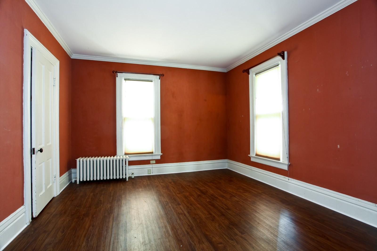 Real Estate Photography - 1126 Main St, Batavia, IL, 60510 - Master Bedroom