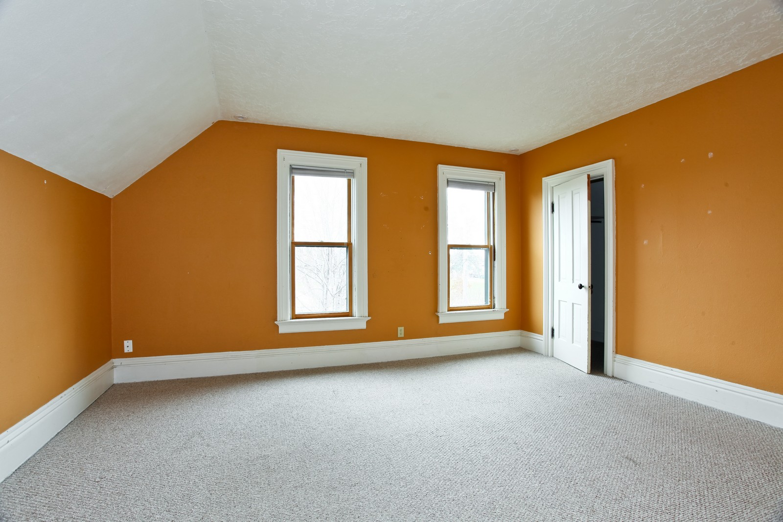 Real Estate Photography - 1126 Main St, Batavia, IL, 60510 - 2nd Bedroom