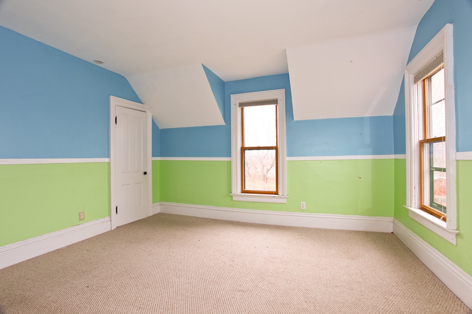 Real Estate Photography - 1126 Main St, Batavia, IL, 60510 - Bedroom