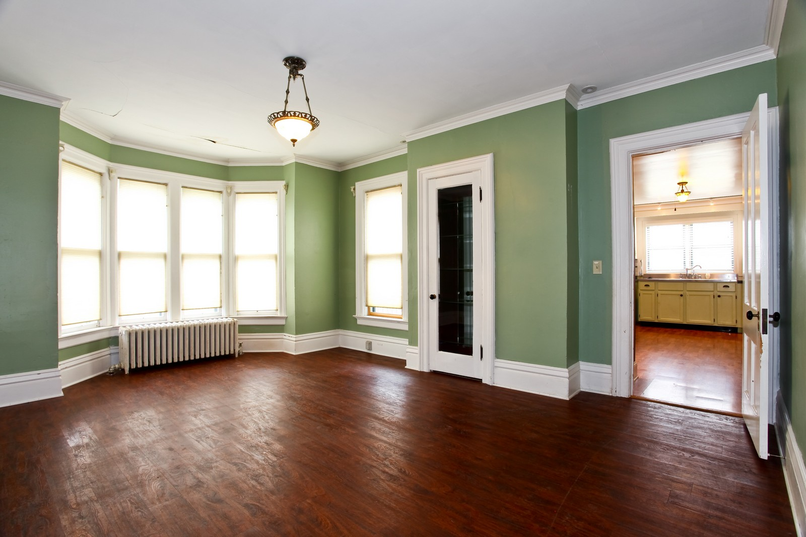 Real Estate Photography - 1126 Main St, Batavia, IL, 60510 - Dining Room
