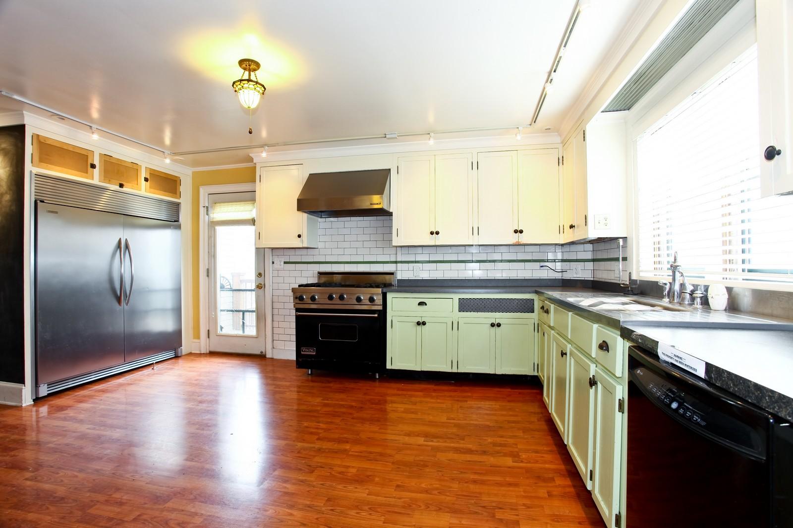 Real Estate Photography - 1126 Main St, Batavia, IL, 60510 - Kitchen