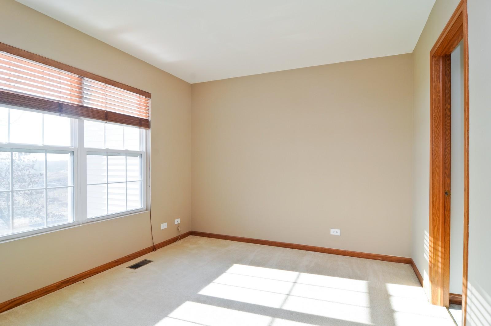Real Estate Photography - 346 Terra Cir, Fox Lake, IL, 60020 - 2nd Bedroom