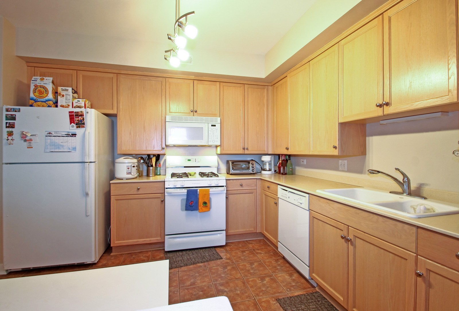 Real Estate Photography - 8400 Callie Ave, Unit 604, Morton Grove, IL, 60053 - Kitchen