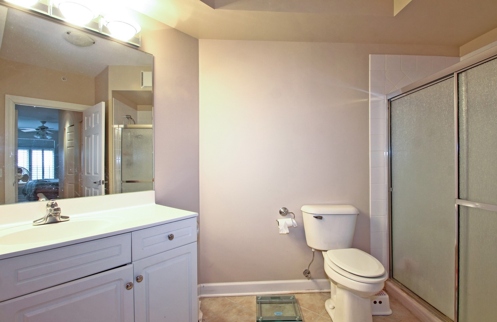 Real Estate Photography - 8400 Callie Ave, Unit 604, Morton Grove, IL, 60053 - Bathroom
