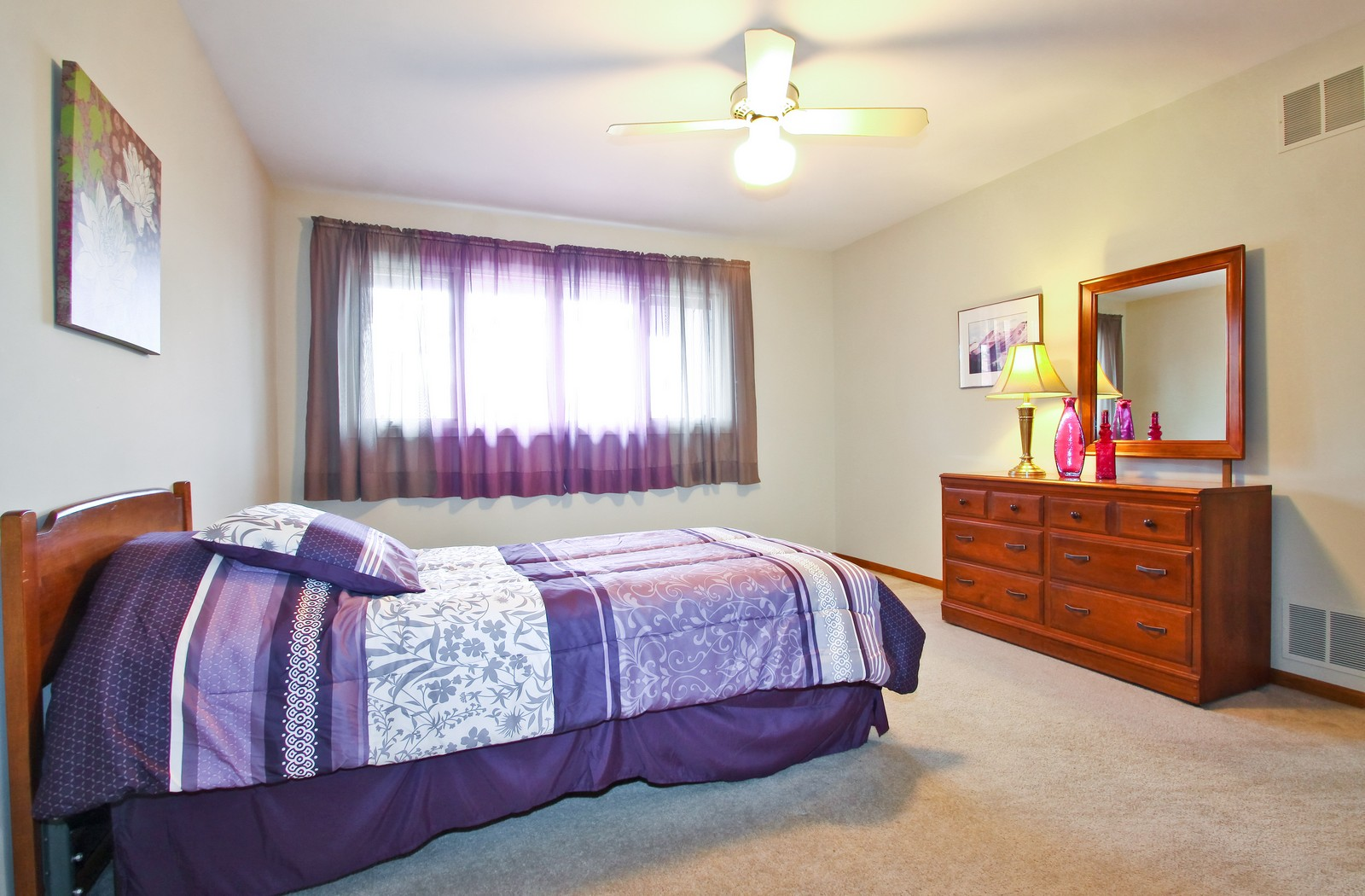 Real Estate Photography - 1013 Rene Ct, Park Ridge, IL, 60068 - Bedroom