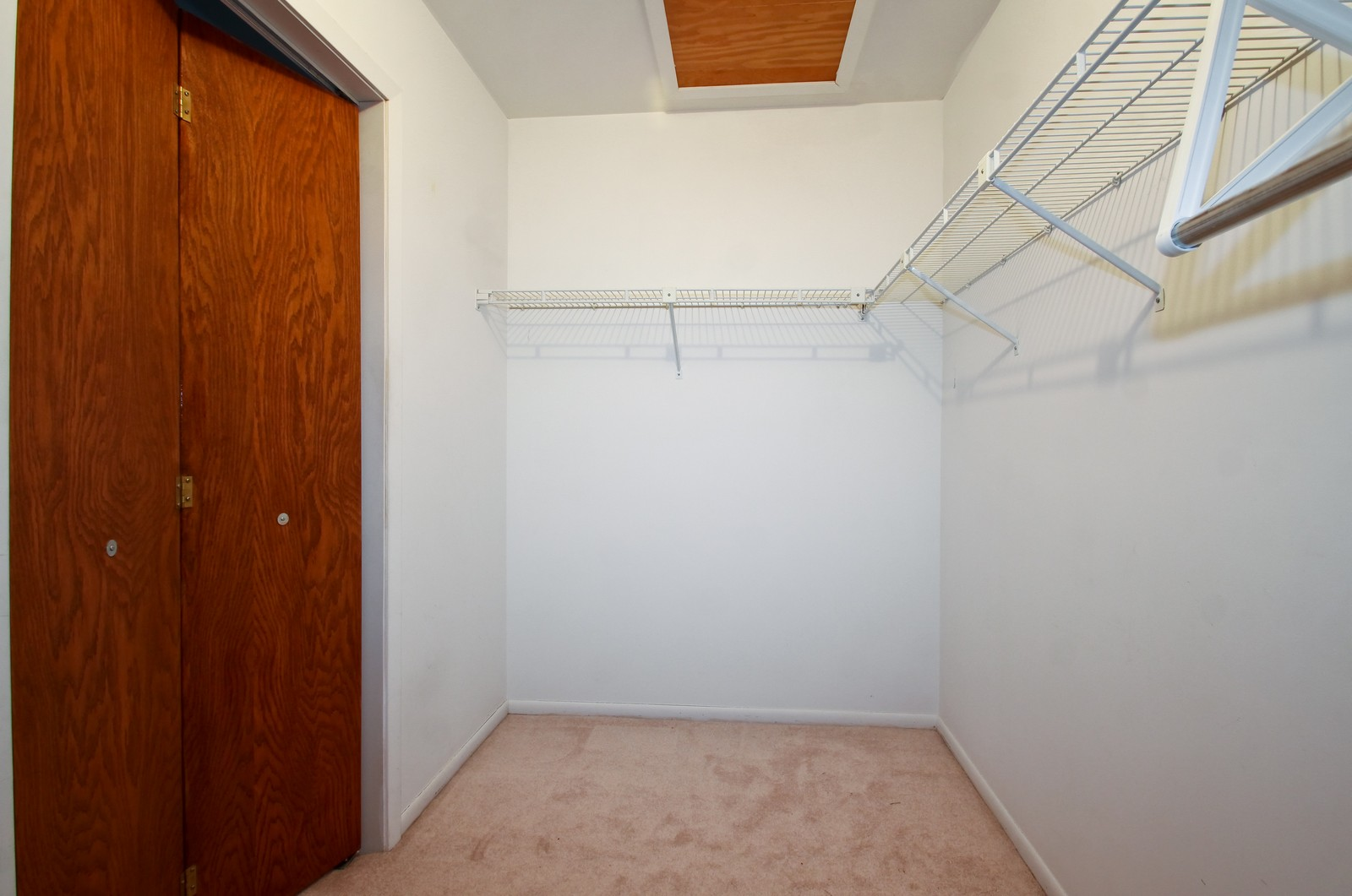 Real Estate Photography - 1013 Rene Ct, Park Ridge, IL, 60068 - Master Bedroom Closet