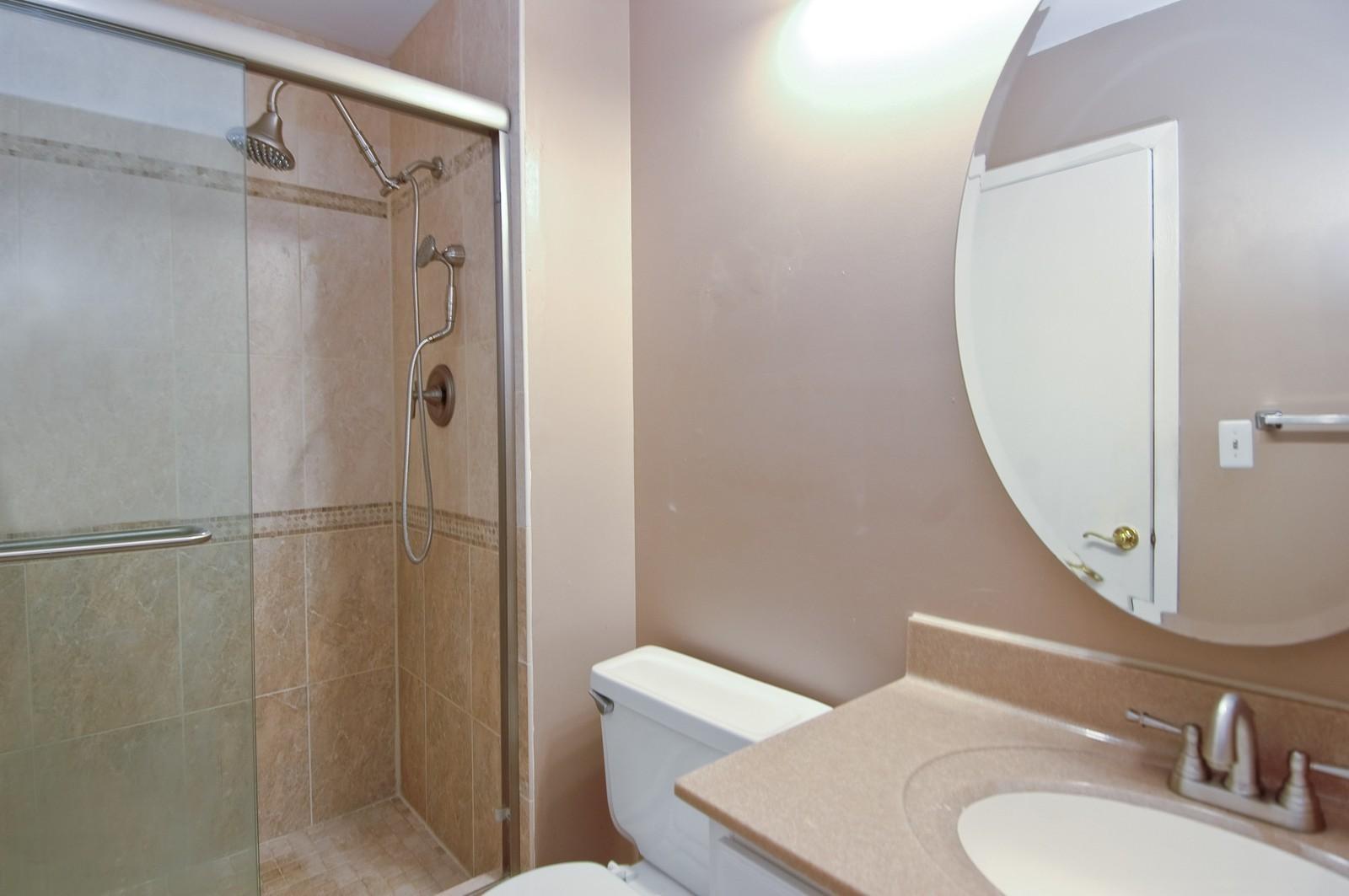 Real Estate Photography - 756 Harvest Dr, Lake Zurich, IL, 60047 - Master Bathroom