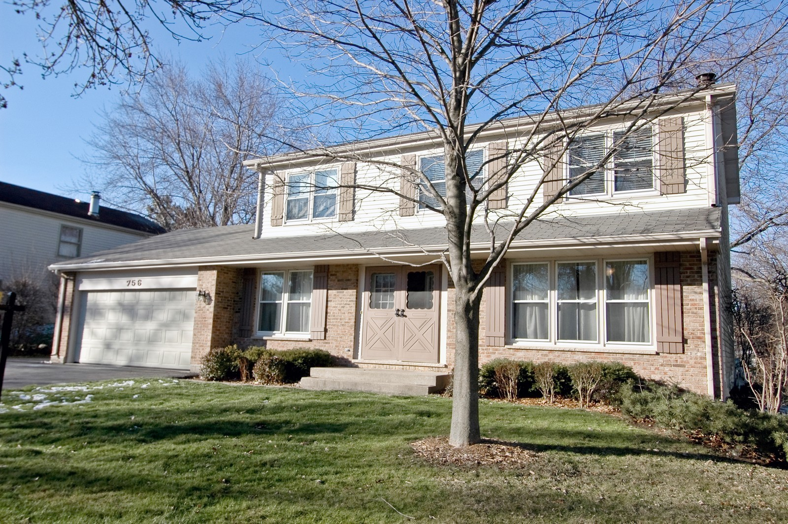 Real Estate Photography - 756 Harvest Dr, Lake Zurich, IL, 60047 - Front View