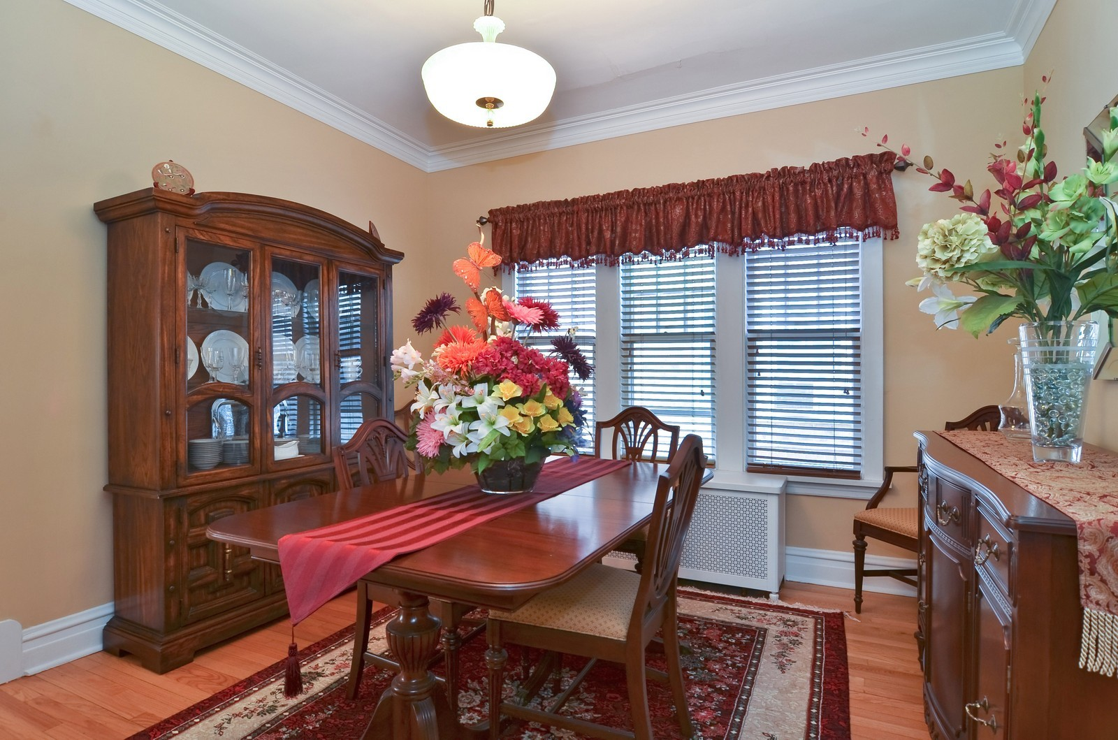 Real Estate Photography - 4808 W Gunnison, Chicago, IL, 60630 - Dining Room