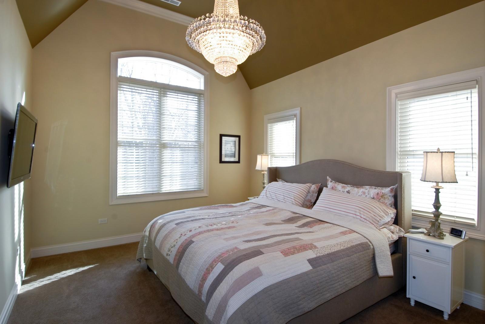 Real Estate Photography - 729 Wellner Dr, Naperville, IL, 60540 - 2nd Bedroom