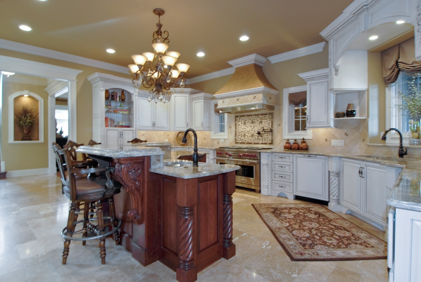 Real Estate Photography - 729 Wellner Dr, Naperville, IL, 60540 - Kitchen / Breakfast Room
