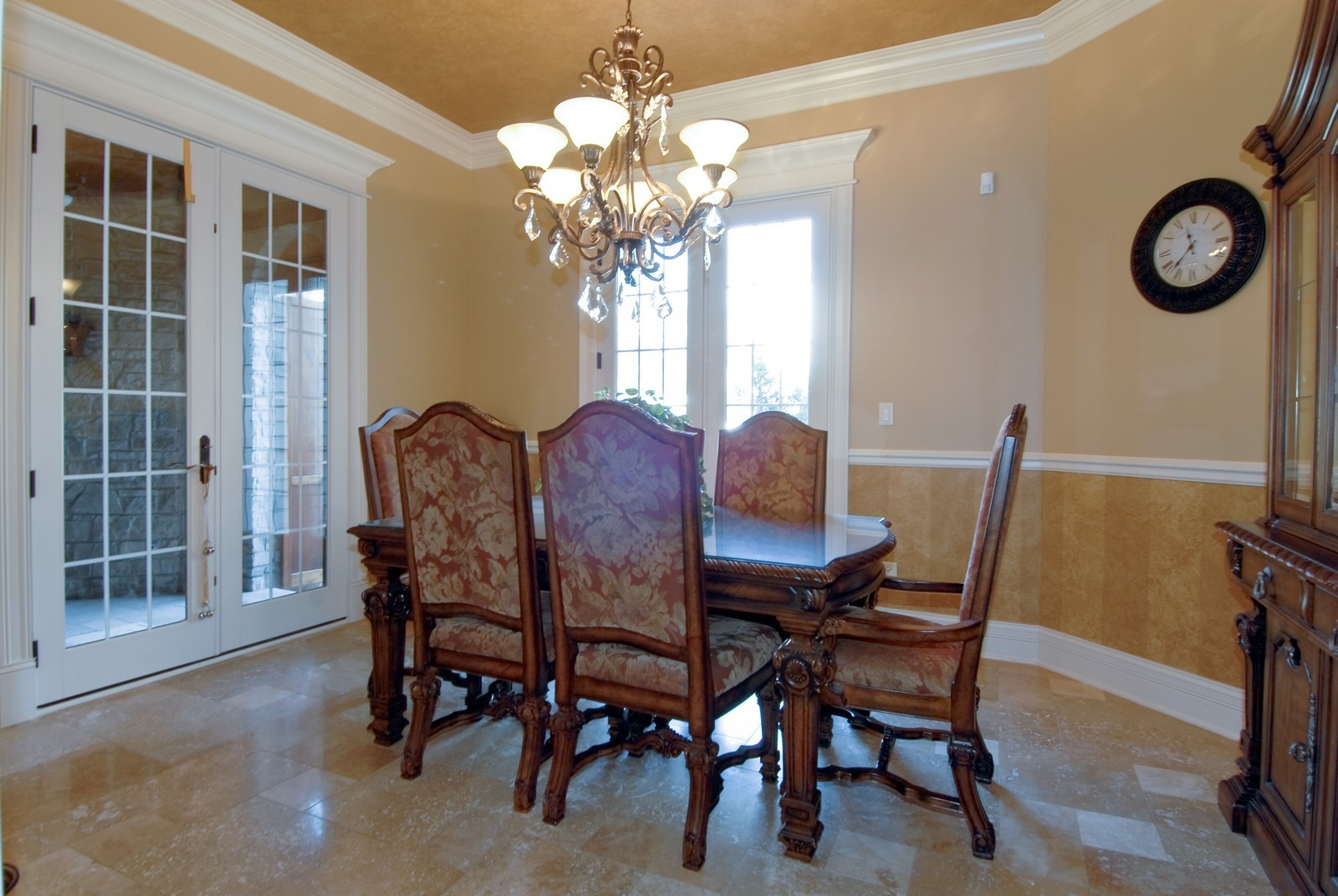 Real Estate Photography - 729 Wellner Dr, Naperville, IL, 60540 - Breakfast Nook