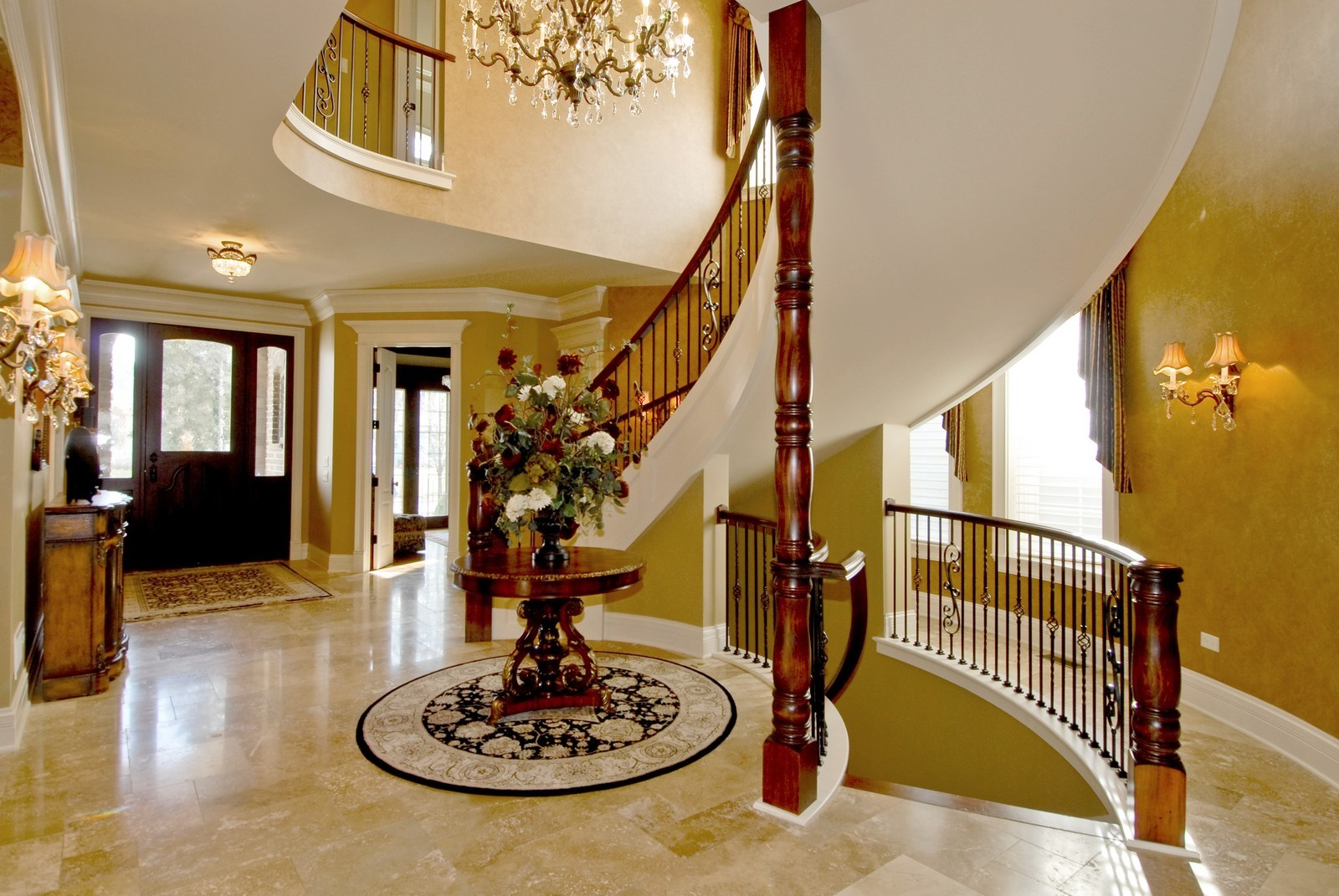 Real Estate Photography - 729 Wellner Dr, Naperville, IL, 60540 - Entryway