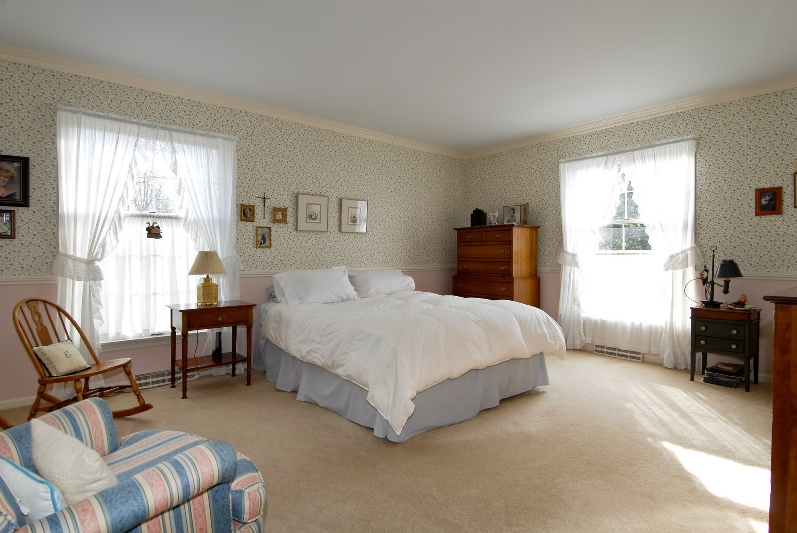 Real Estate Photography - 4N307 Knollcreek Dr, St Charles, IL, 60175 - Master Bedroom