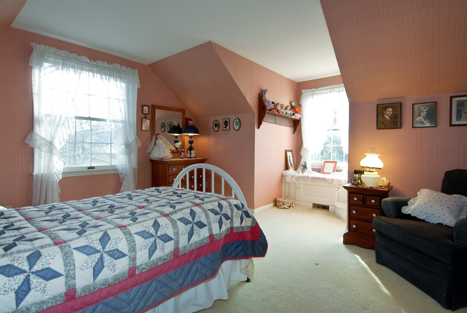 Real Estate Photography - 4N307 Knollcreek Dr, St Charles, IL, 60175 - 3rd Bedroom