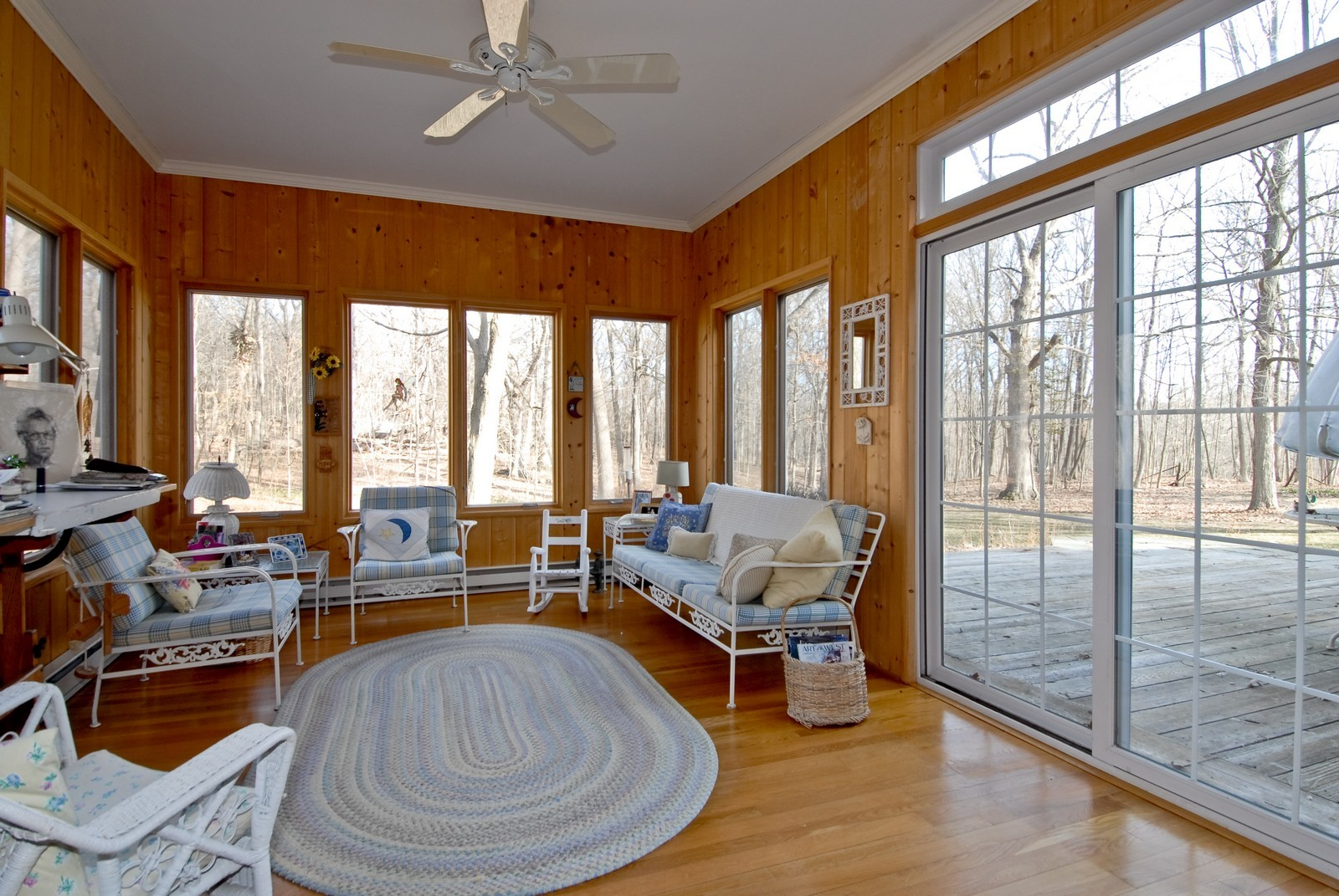 Real Estate Photography - 4N307 Knollcreek Dr, St Charles, IL, 60175 - Sun Room