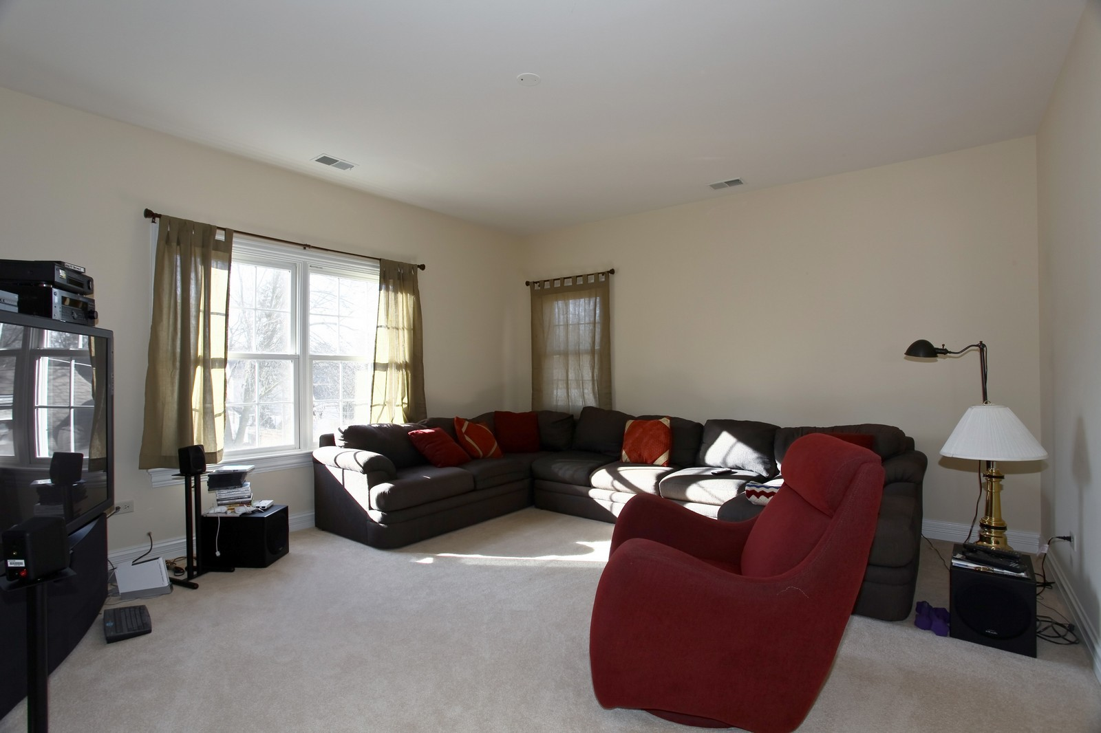 Real Estate Photography - 663 N Webster Street, Naperville, IL, 60563 - Bedroom