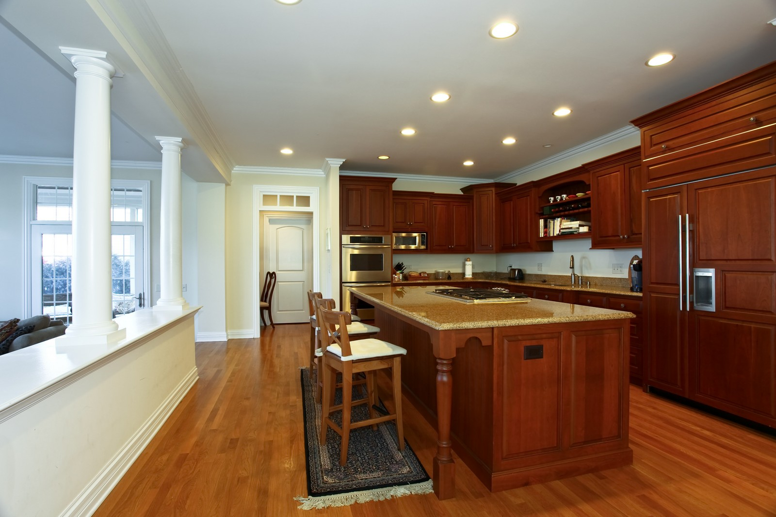 Real Estate Photography - 663 N Webster Street, Naperville, IL, 60563 - Kitchen