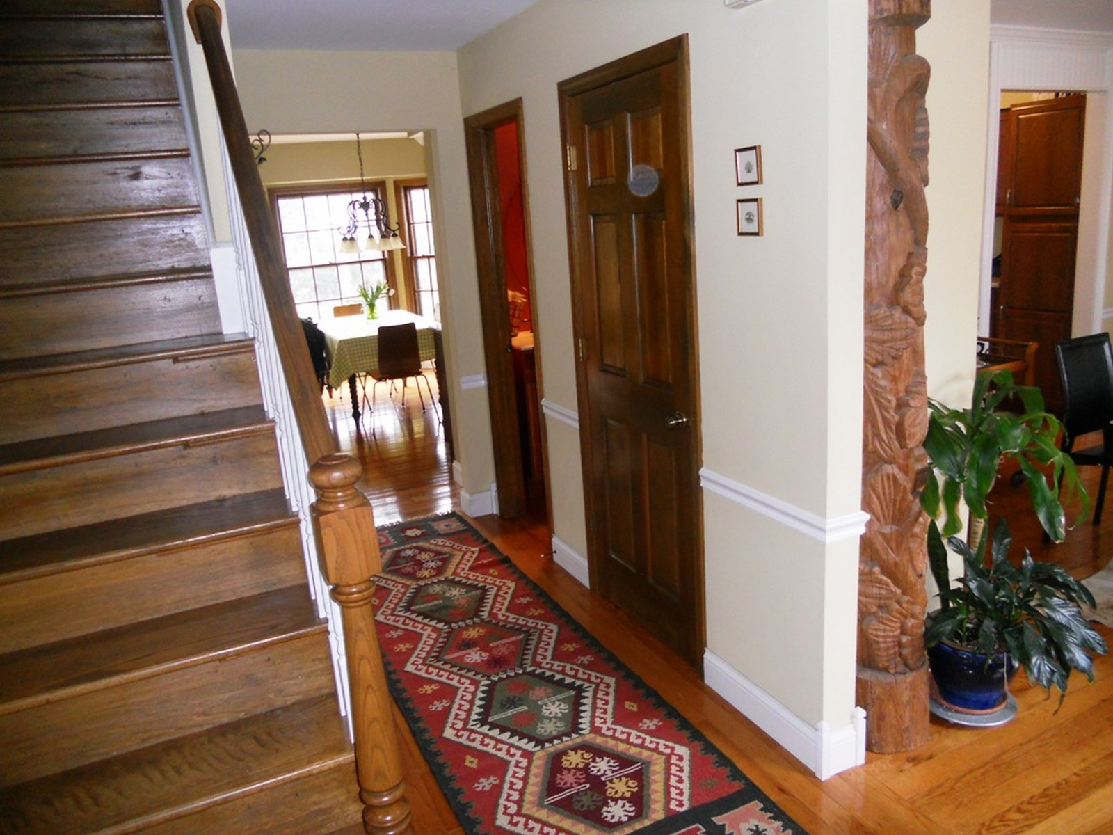 Real Estate Photography - 1244 Redfield Road, Naperville, IL, 60563 - Foyer