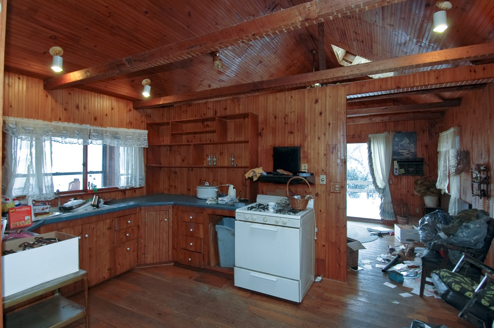 Real Estate Photography - 6714 Barnard Mill Road, Ringwood, IL, 60072 - Kitchen