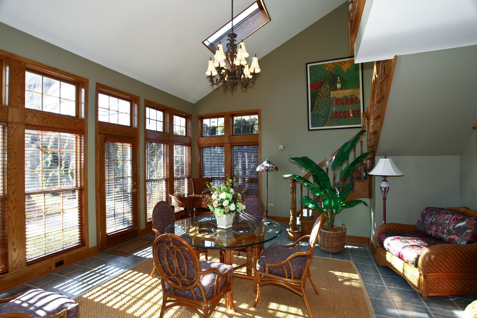 Real Estate Photography - 1032 Royal Bombay Court, Naperville, IL, 60563 - Family Room