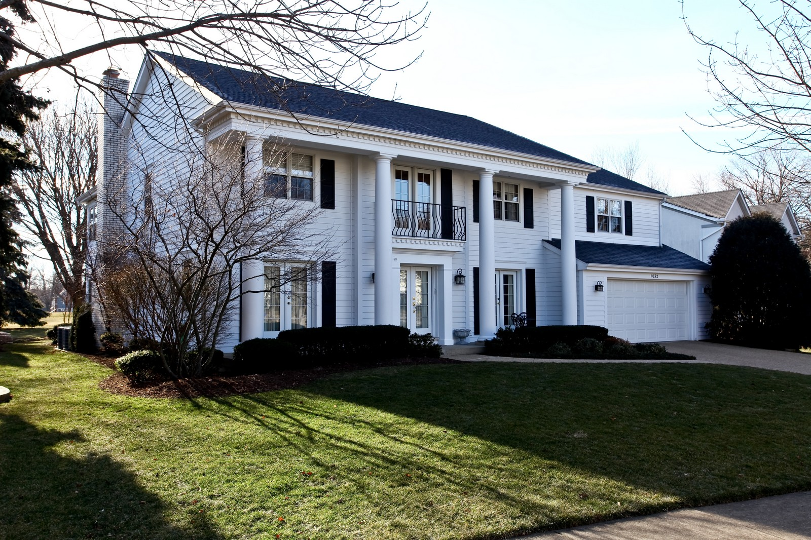 Real Estate Photography - 1032 Royal Bombay Court, Naperville, IL, 60563 - Front View