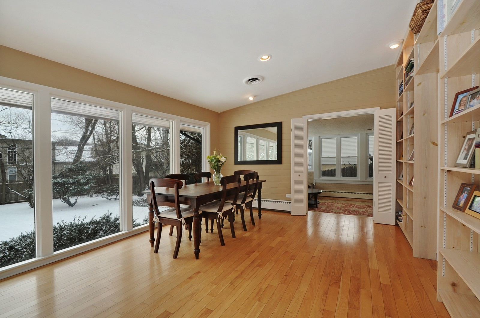 Real Estate Photography - 734 Marion Ave, Highland Park, IL, 60035 - Dining Room