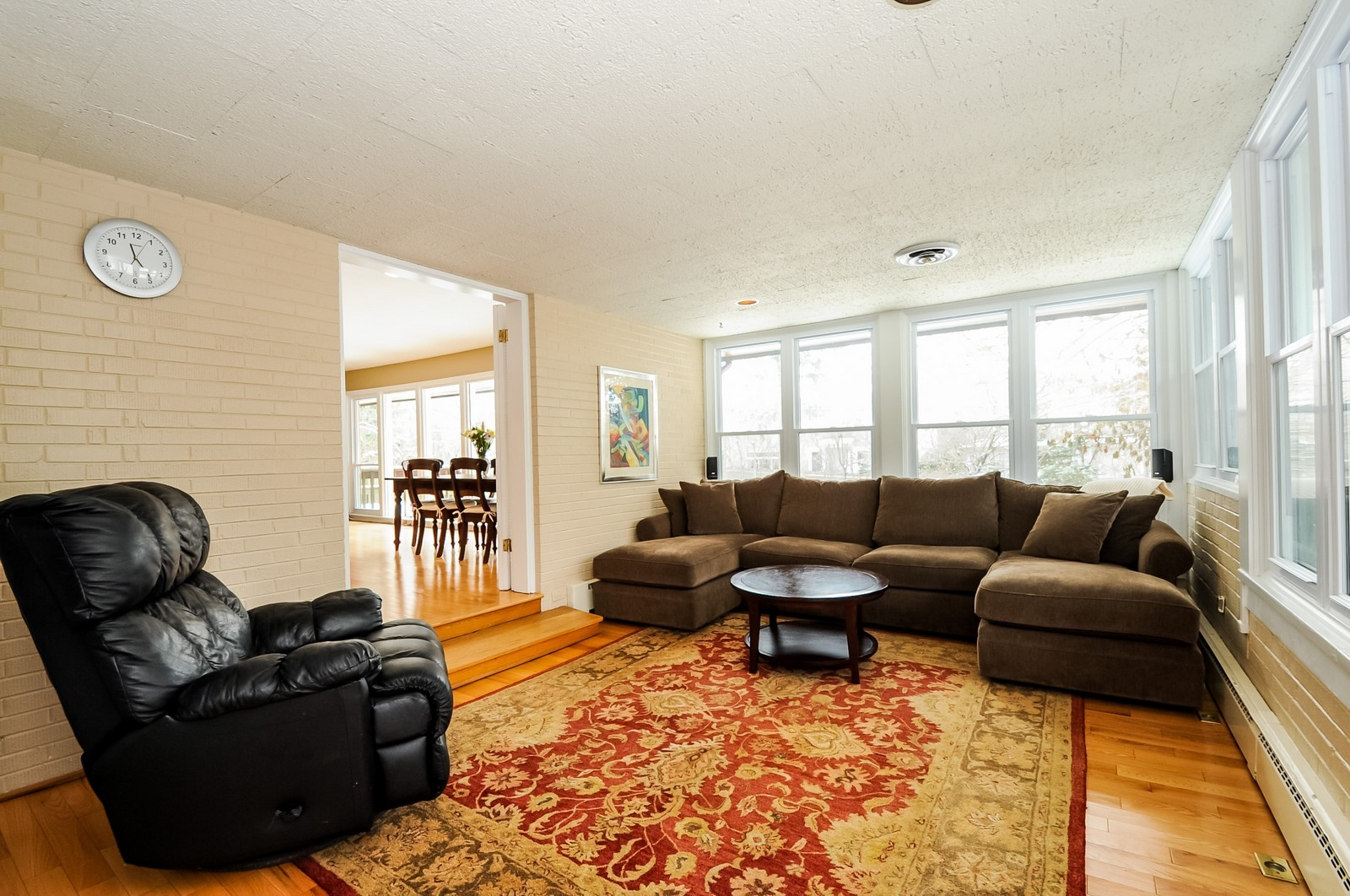 Real Estate Photography - 734 Marion Ave, Highland Park, IL, 60035 - Family Room