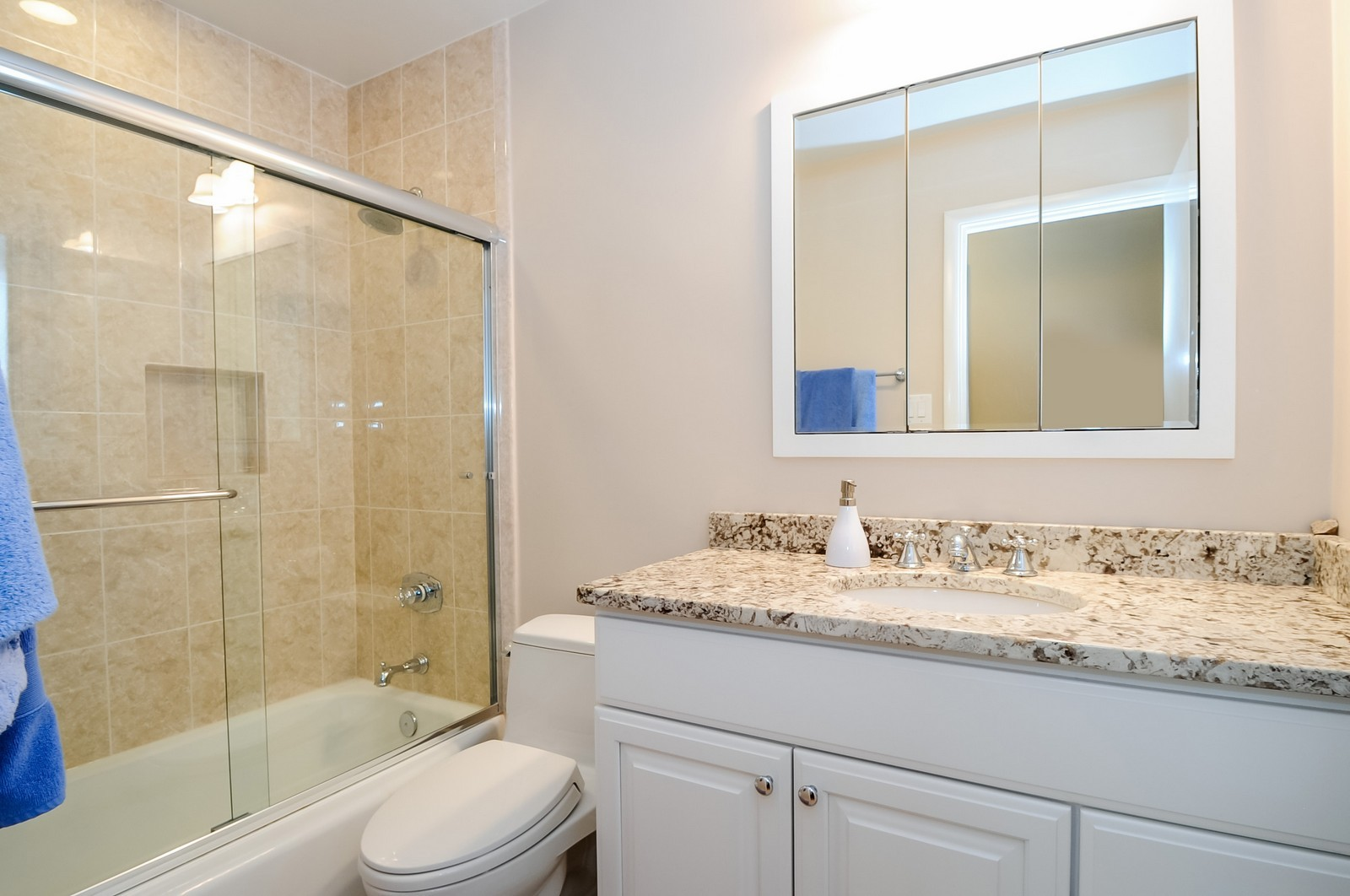 Real Estate Photography - 734 Marion Ave, Highland Park, IL, 60035 - Bathroom