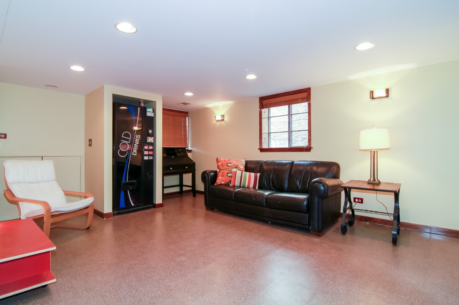 Real Estate Photography - 221 E Burlington Street, Riverside, IL, 60546 - Basement