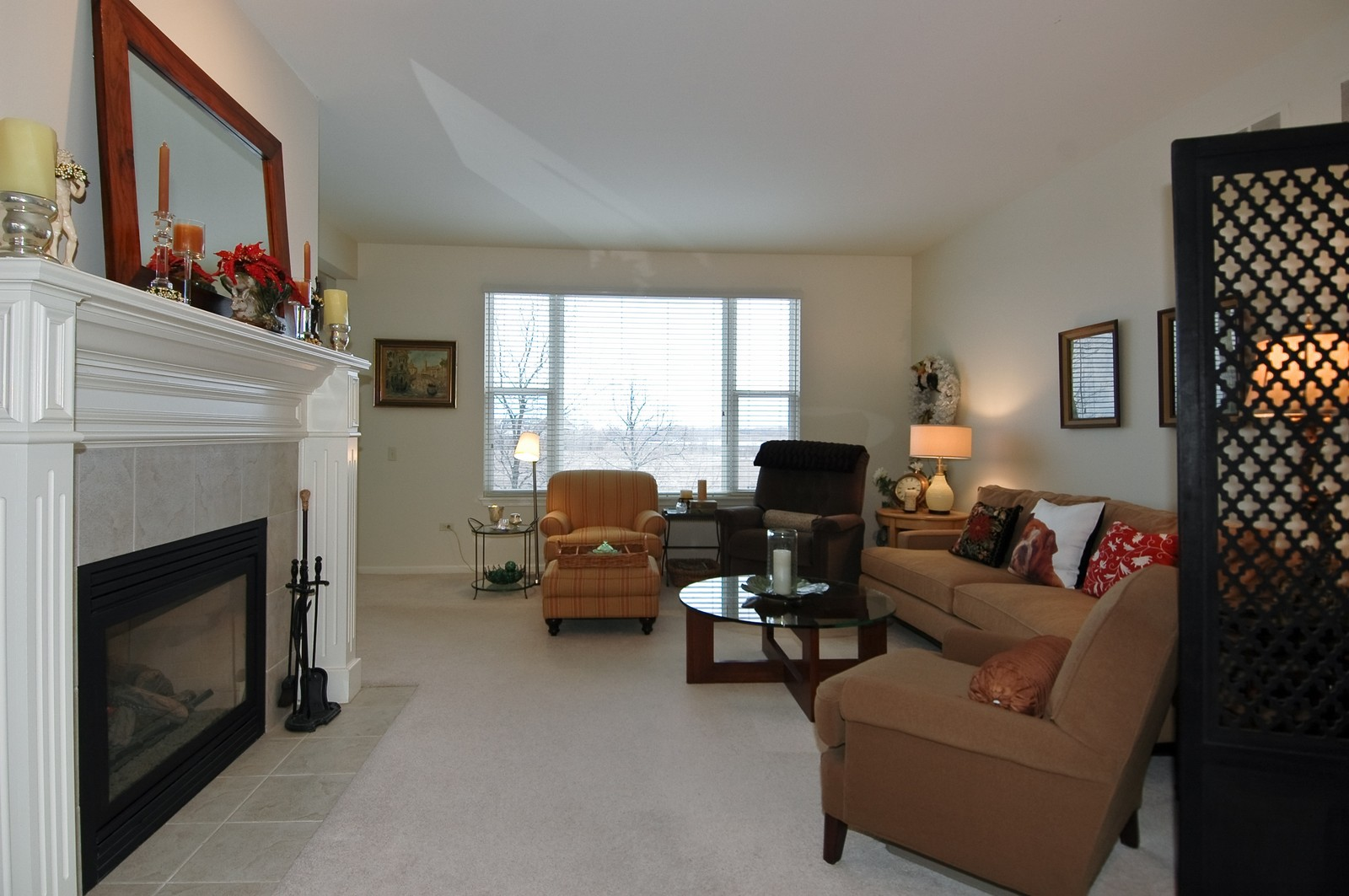 Real Estate Photography - 12610 Oak Grove Dr, Huntley, IL, 60142 - Living Room
