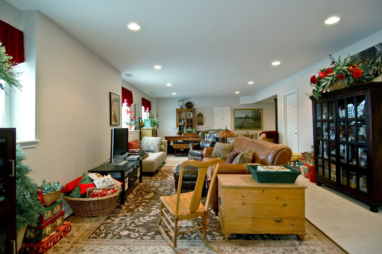 Real Estate Photography - 12610 Oak Grove Dr, Huntley, IL, 60142 - Lower Level
