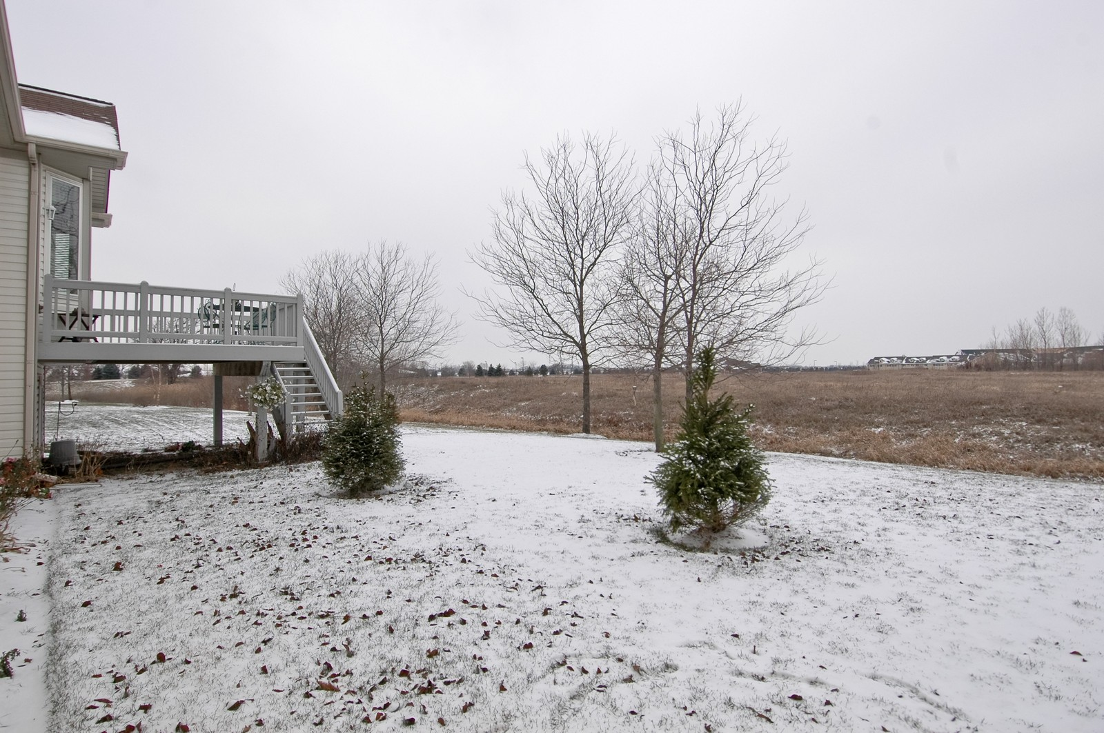 Real Estate Photography - 12610 Oak Grove Dr, Huntley, IL, 60142 - Back Yard