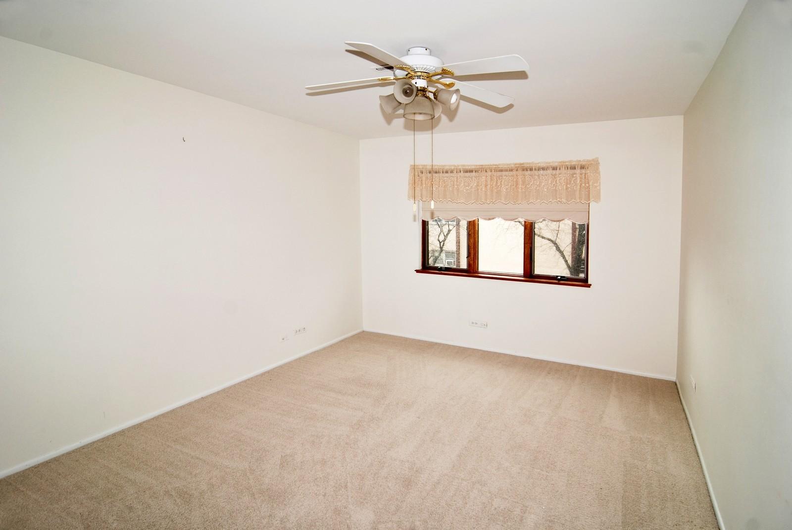 Real Estate Photography - 7904 W North Ave, Unit 303E, Elmwood Park, IL, 60707 - Master Bedroom