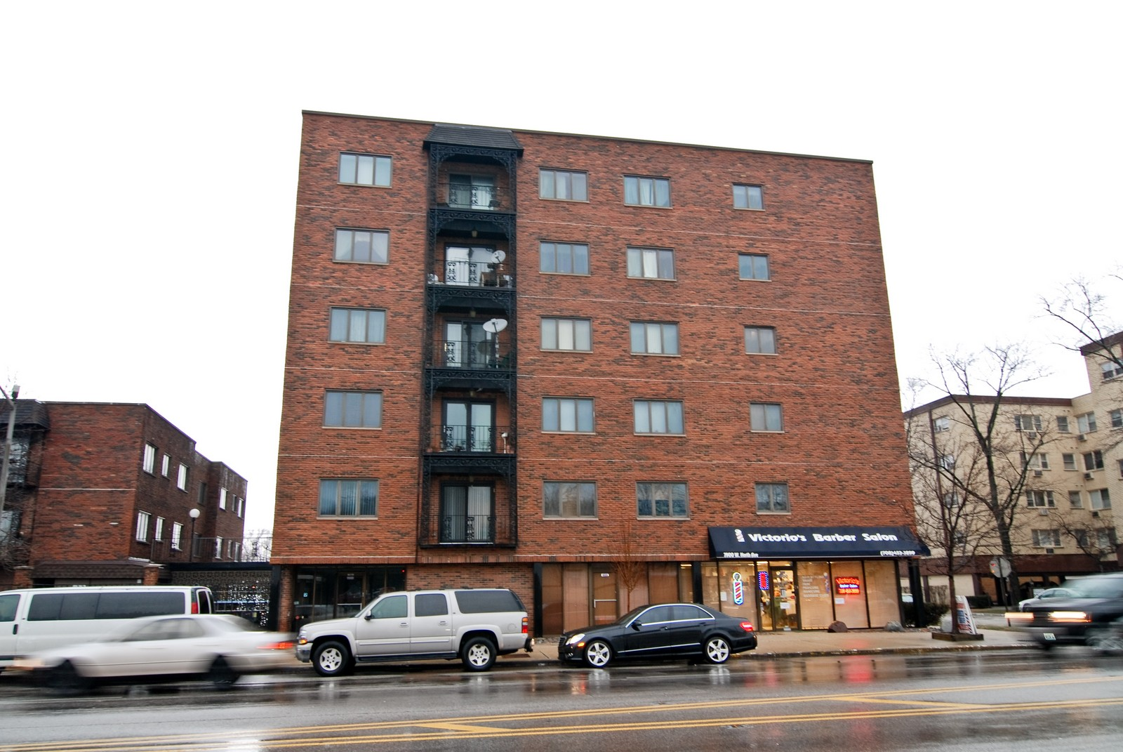 Real Estate Photography - 7904 W North Ave, Unit 303E, Elmwood Park, IL, 60707 - Front View