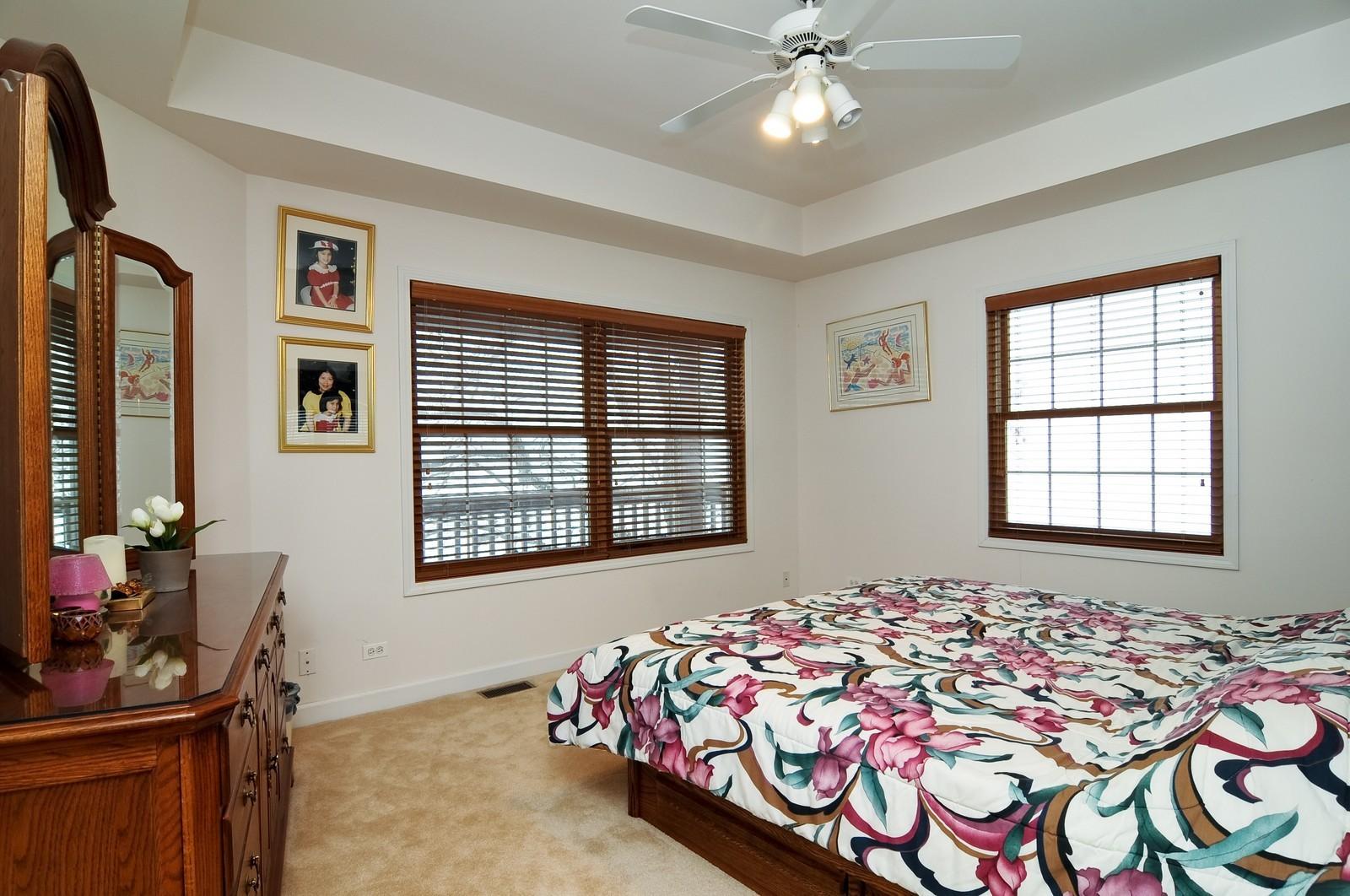 Real Estate Photography - 35100 N Shoreline Dr, Ingleside, IL, 60041 - Master Bedroom